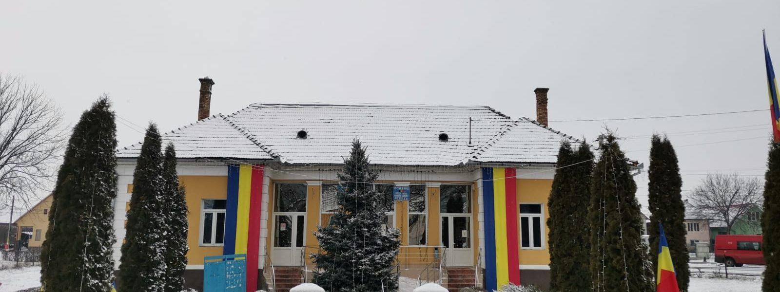 Primaria iarna